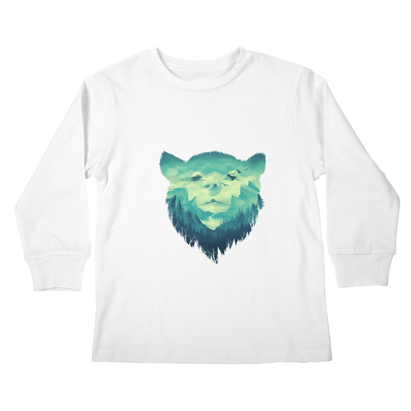 As cool as you Kids Longsleeve T-Shirt by dandingeroz's Artist Shop