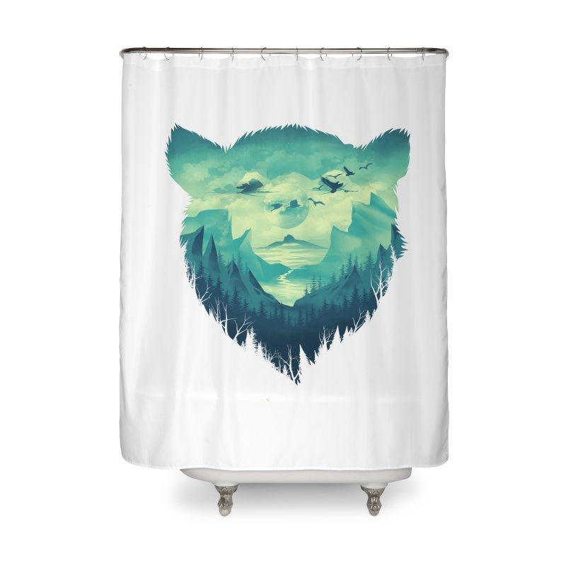 As cool as you Home Shower Curtain by dandingeroz's Artist Shop