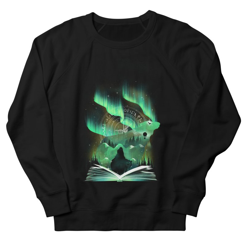 The Golden Night Men's Sweatshirt by dandingeroz's Artist Shop
