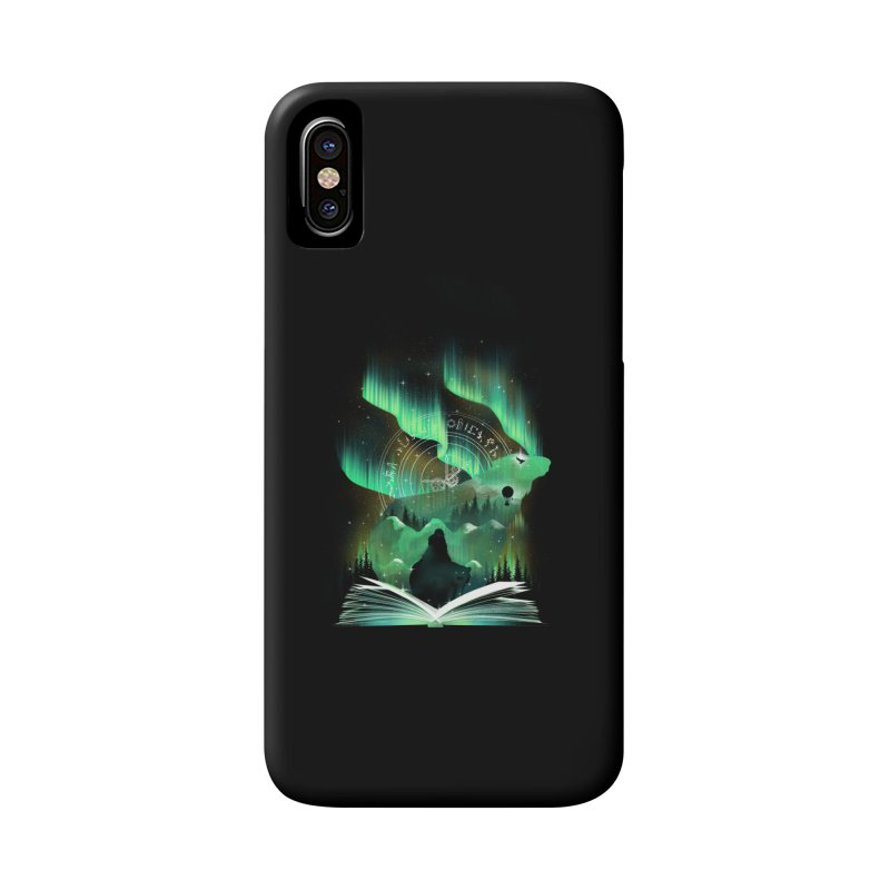 The Golden Night Accessories Phone Case by dandingeroz's Artist Shop