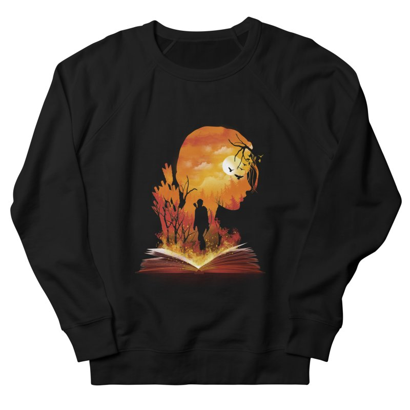 Book of Dystopia Men's Sweatshirt by dandingeroz's Artist Shop