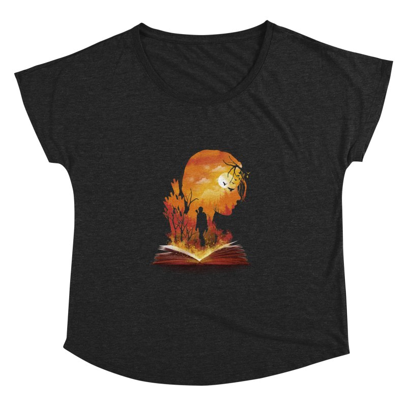 Book of Dystopia Women's Dolman by dandingeroz's Artist Shop