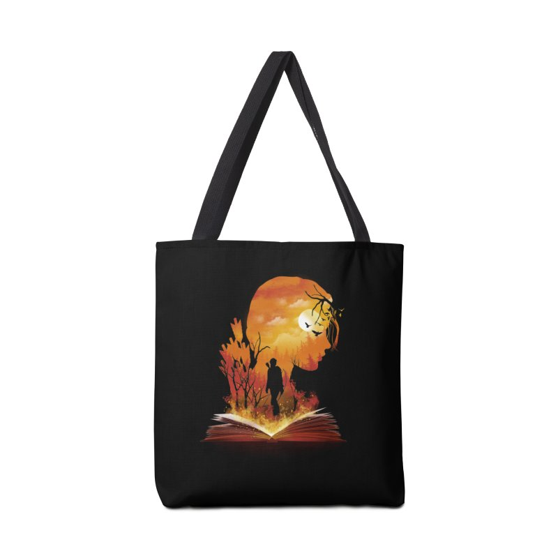Book of Dystopia Accessories Bag by dandingeroz's Artist Shop