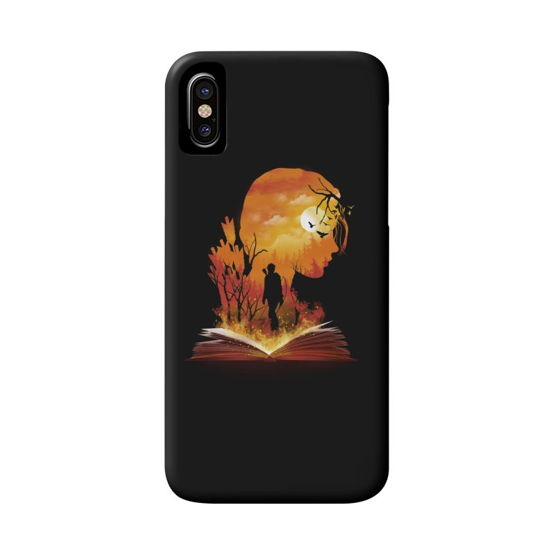 Book of Dystopia Accessories Phone Case by dandingeroz's Artist Shop