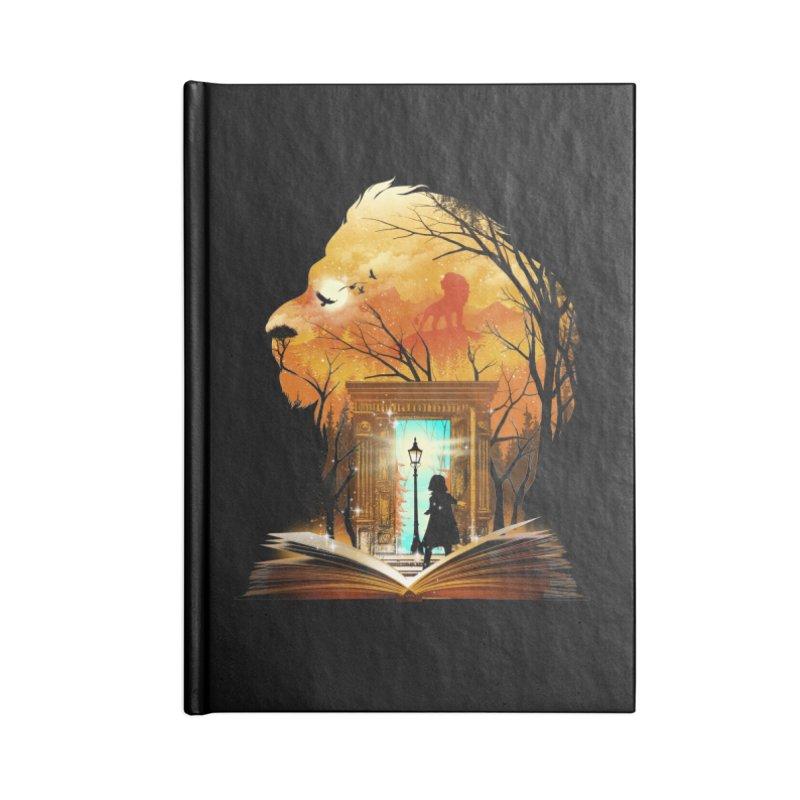 Courage Dear Heart Accessories Notebook by dandingeroz's Artist Shop