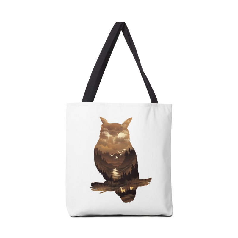 The Night Hunter Accessories Bag by dandingeroz's Artist Shop