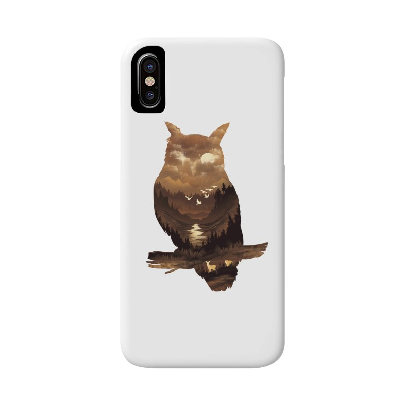 The Night Hunter Accessories Phone Case by dandingeroz's Artist Shop