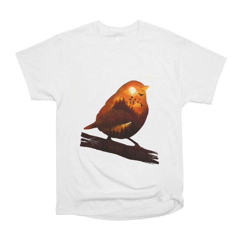 Dream big Men's Heavyweight T-Shirt by dandingeroz's Artist Shop
