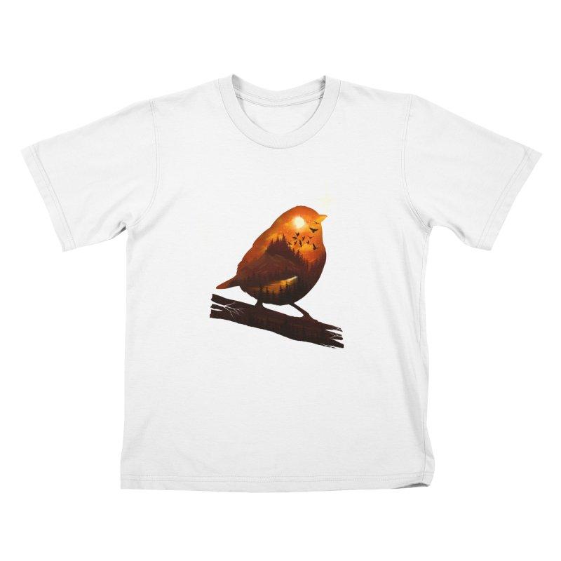 Dream big Kids Toddler T-Shirt by dandingeroz's Artist Shop