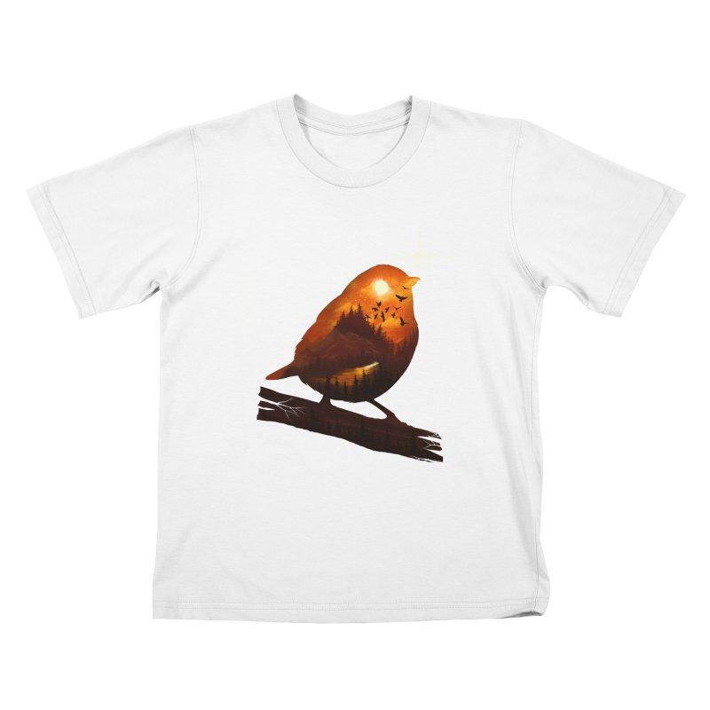 Dream big Kids T-Shirt by dandingeroz's Artist Shop