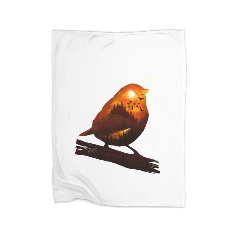 Dream big Home Blanket by dandingeroz's Artist Shop