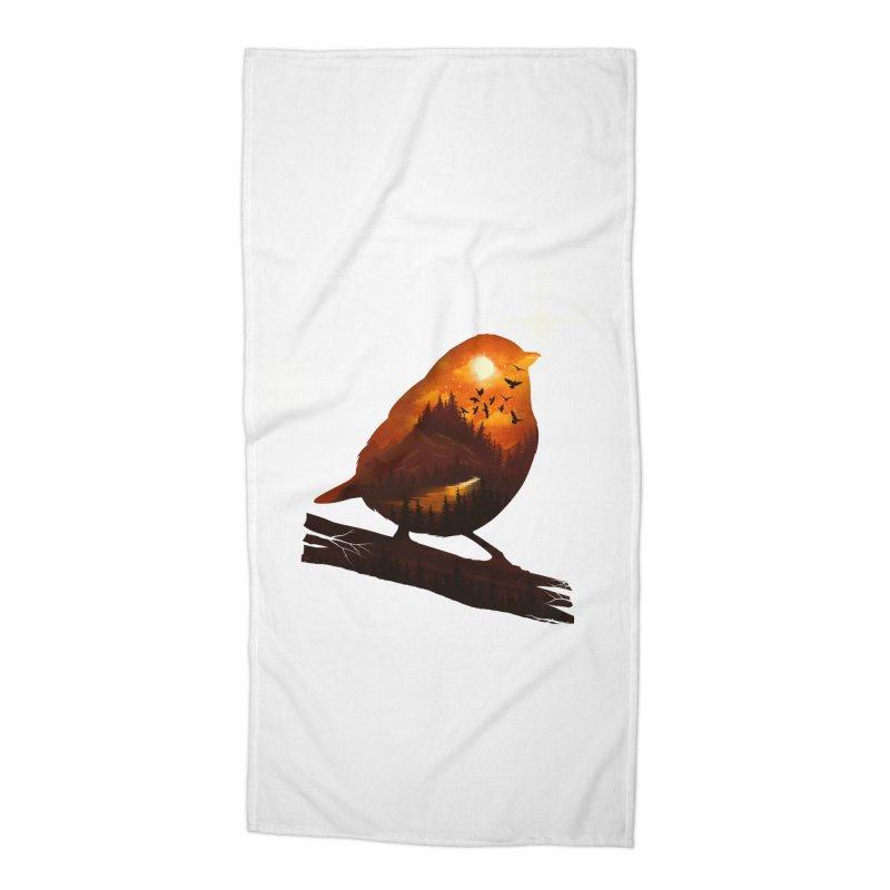 Dream big Accessories Beach Towel by dandingeroz's Artist Shop