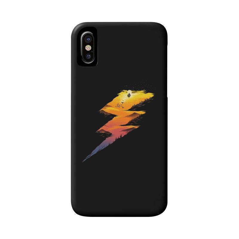 Beautiful Thunder Accessories Phone Case by dandingeroz's Artist Shop