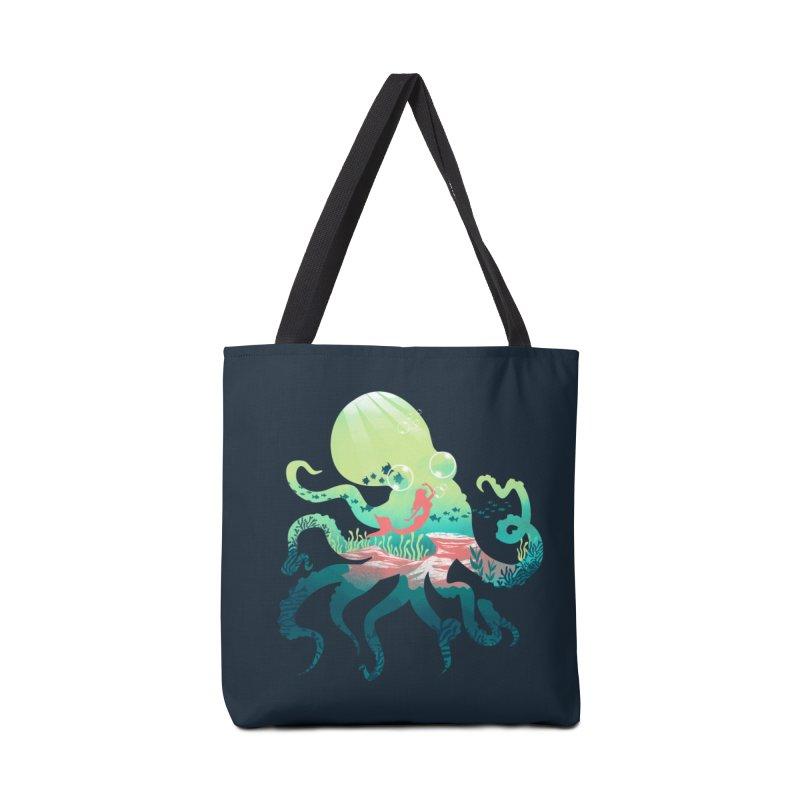 Wonder Sea Accessories Bag by dandingeroz's Artist Shop