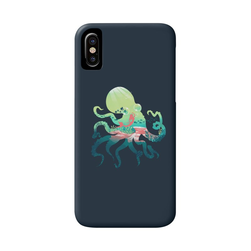 Wonder Sea Accessories Phone Case by dandingeroz's Artist Shop
