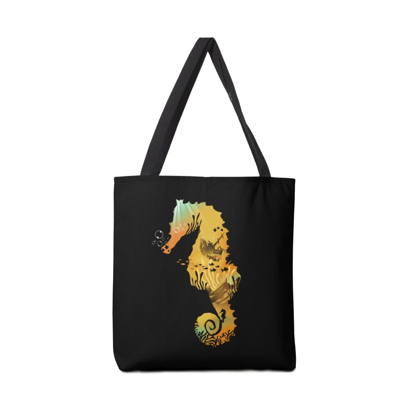 Golden Treasure Accessories Bag by dandingeroz's Artist Shop