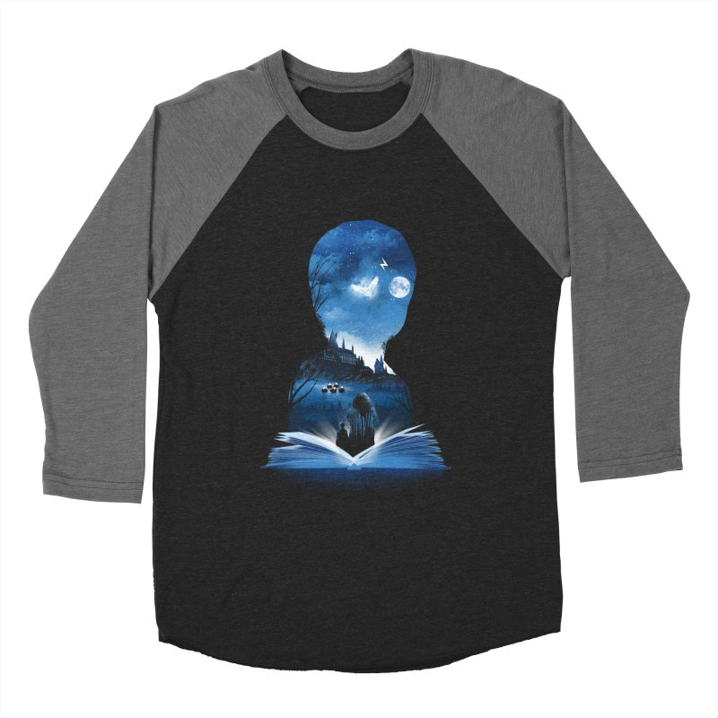 The 1st Book of Magic Women's Longsleeve T-Shirt by dandingeroz's Artist Shop