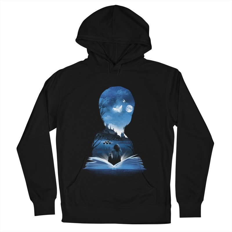 The 1st Book of Magic Men's French Terry Pullover Hoody by dandingeroz's Artist Shop