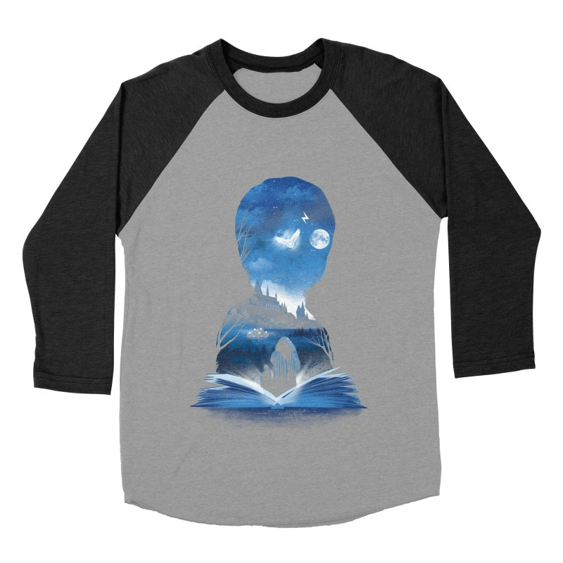 The 1st Book of Magic Women's Baseball Triblend Longsleeve T-Shirt by dandingeroz's Artist Shop
