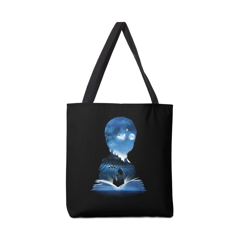 The 1st Book of Magic Accessories Bag by dandingeroz's Artist Shop