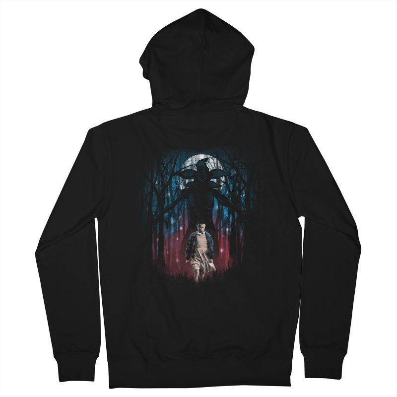 The Monster Women's Zip-Up Hoody by dandingeroz's Artist Shop