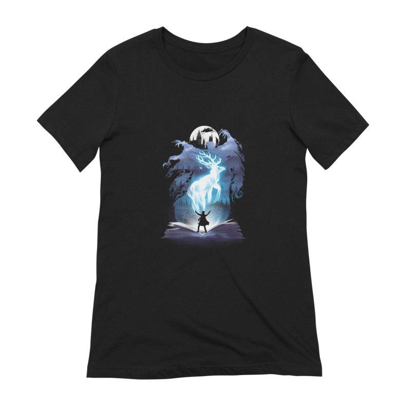 The 3rd Book of Magic Women's Extra Soft T-Shirt by dandingeroz's Artist Shop