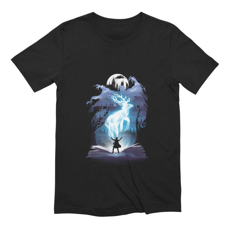 The 3rd Book of Magic Men's Extra Soft T-Shirt by dandingeroz's Artist Shop