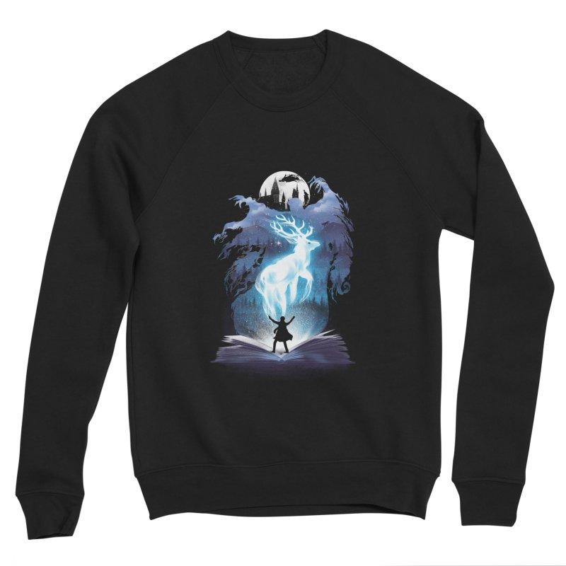The 3rd Book of Magic Women's Sponge Fleece Sweatshirt by dandingeroz's Artist Shop