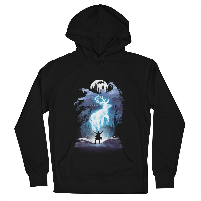 The 3rd Book of Magic Men's French Terry Pullover Hoody by dandingeroz's Artist Shop