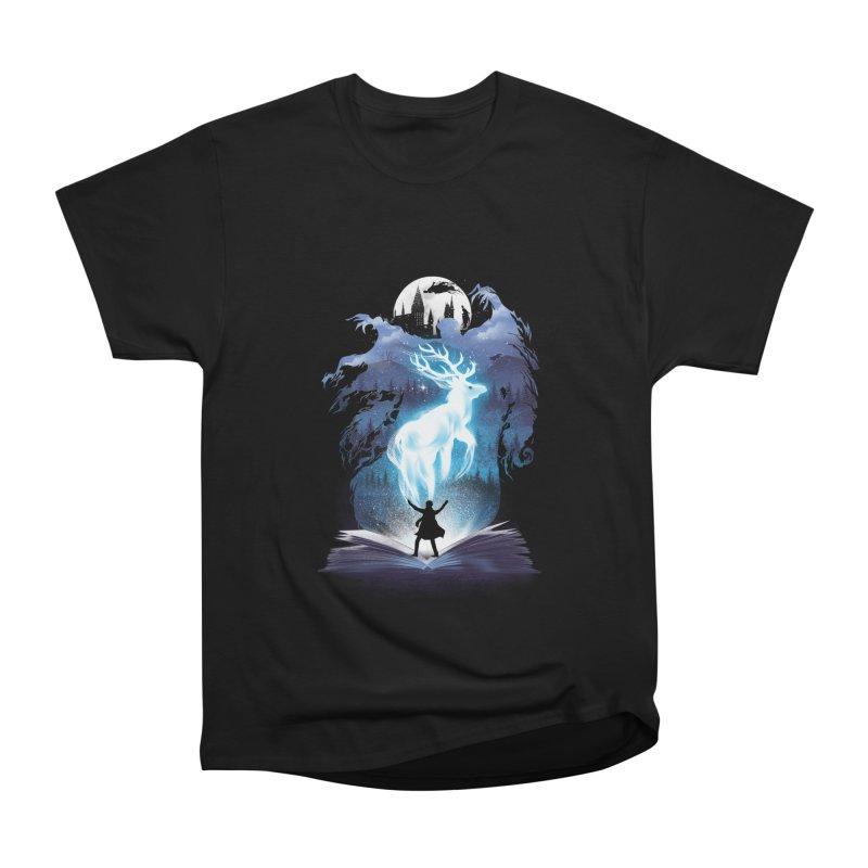 The 3rd Book of Magic Women's Heavyweight Unisex T-Shirt by dandingeroz's Artist Shop