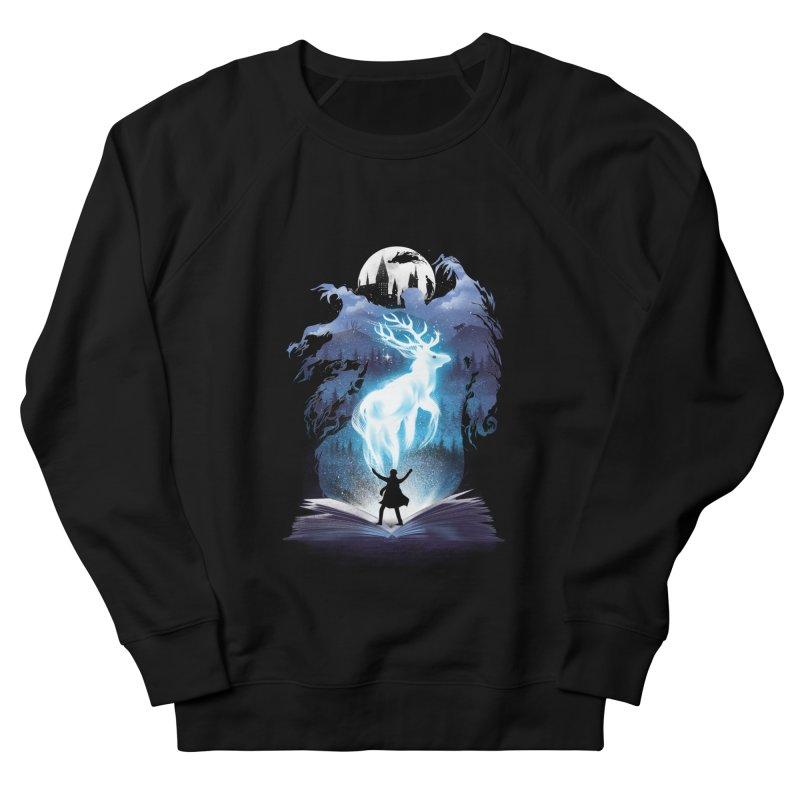 The 3rd Book of Magic Men's French Terry Sweatshirt by dandingeroz's Artist Shop