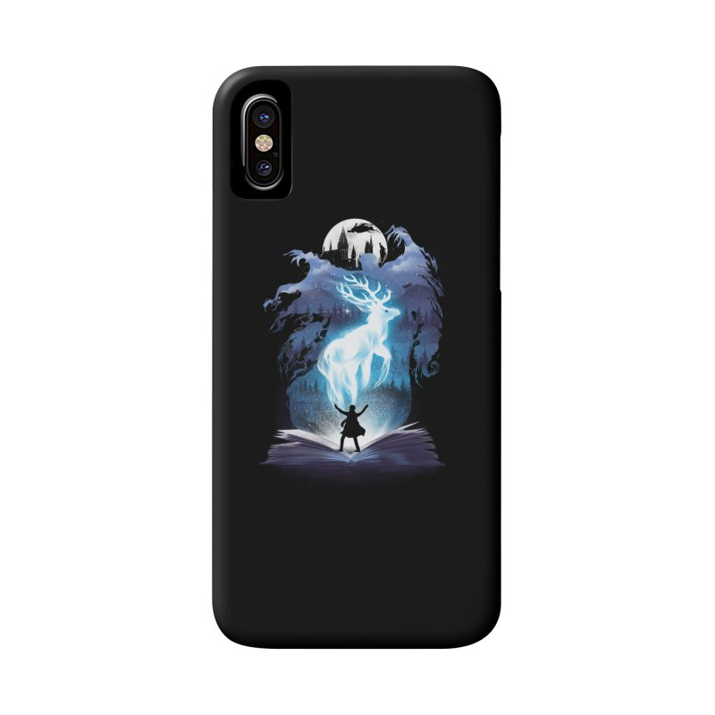 The 3rd Book of Magic Accessories Phone Case by dandingeroz's Artist Shop