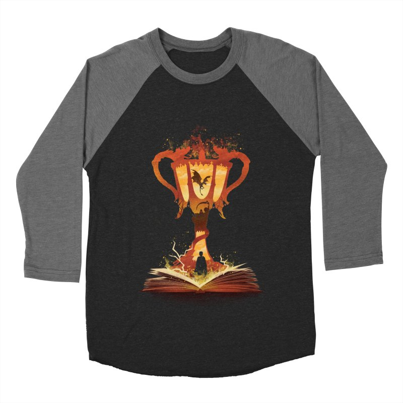 The 4th Book of Magic Women's Baseball Triblend Longsleeve T-Shirt by dandingeroz's Artist Shop