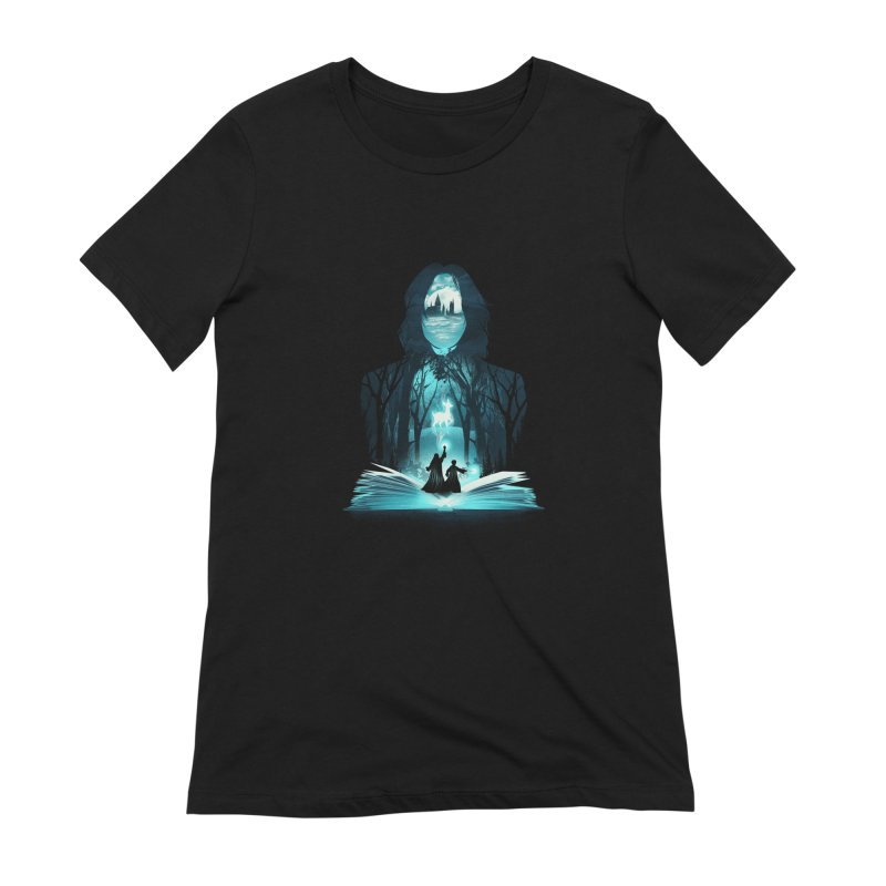 The 6th Book of Magic Women's Extra Soft T-Shirt by dandingeroz's Artist Shop