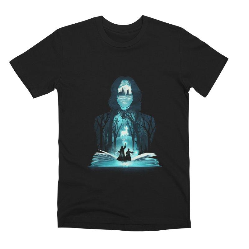 The 6th Book of Magic Men's Premium T-Shirt by dandingeroz's Artist Shop
