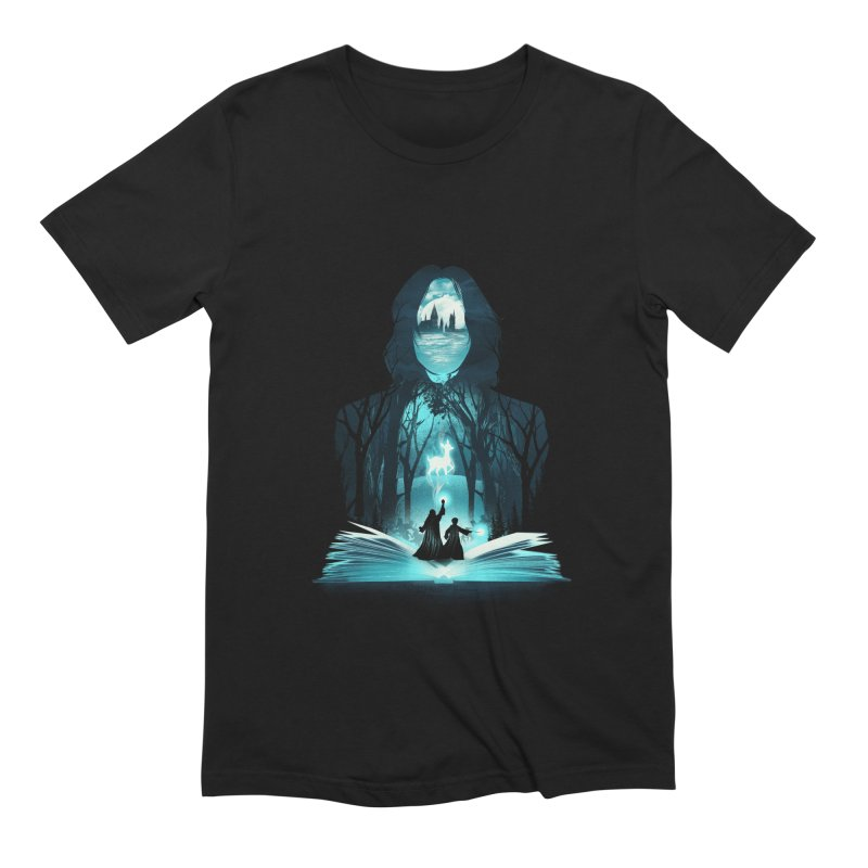 The 6th Book of Magic Men's Extra Soft T-Shirt by dandingeroz's Artist Shop