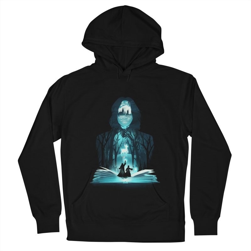 The 6th Book of Magic Men's French Terry Pullover Hoody by dandingeroz's Artist Shop