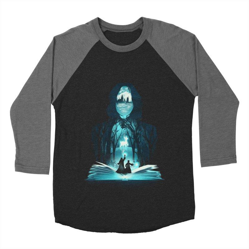 The 6th Book of Magic Men's Baseball Triblend Longsleeve T-Shirt by dandingeroz's Artist Shop