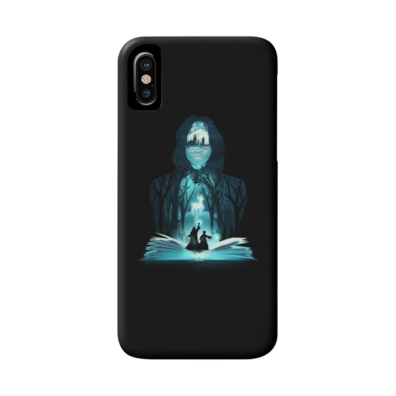 The 6th Book of Magic Accessories Phone Case by dandingeroz's Artist Shop