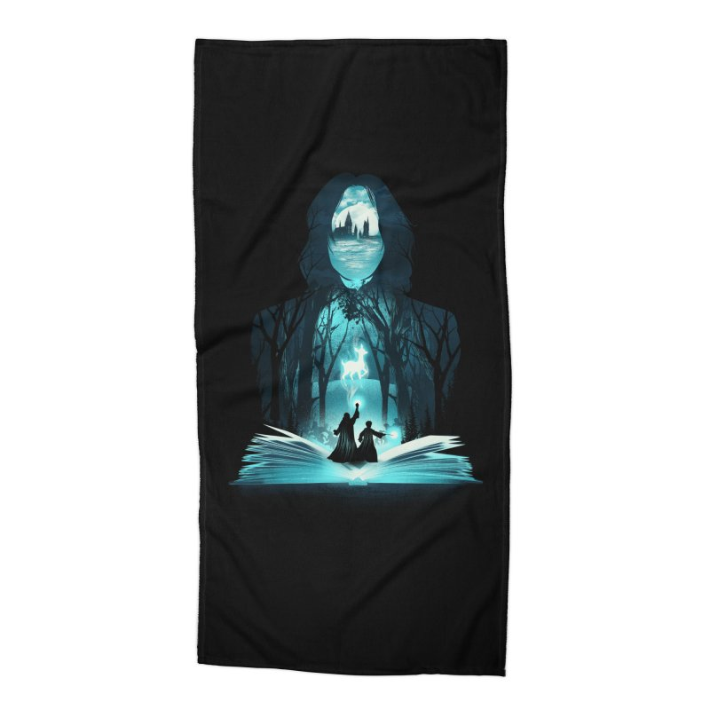 The 6th Book of Magic Accessories Beach Towel by dandingeroz's Artist Shop