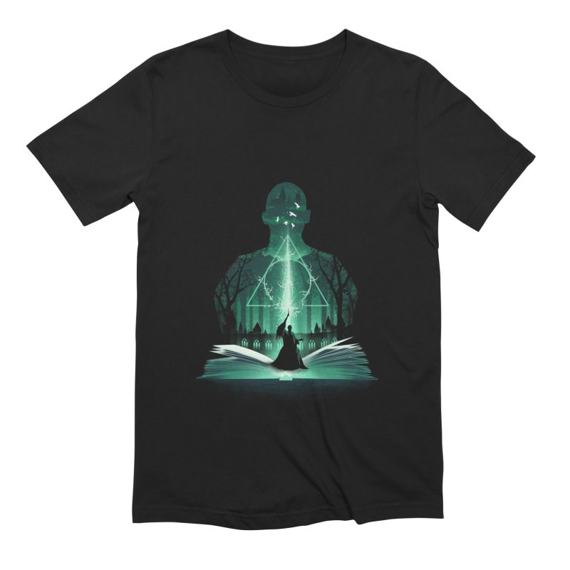 The 7th Book of Magic Men's Extra Soft T-Shirt by dandingeroz's Artist Shop