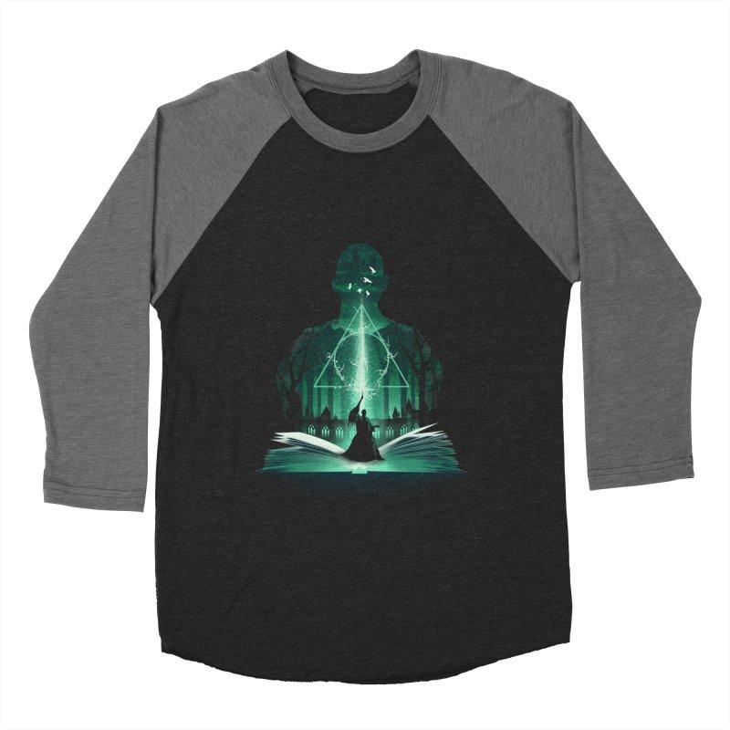 The 7th Book of Magic Women's Longsleeve T-Shirt by dandingeroz's Artist Shop