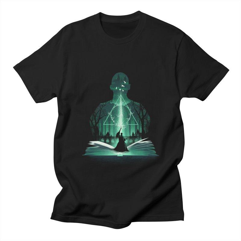 The 7th Book of Magic Women's Regular Unisex T-Shirt by dandingeroz's Artist Shop
