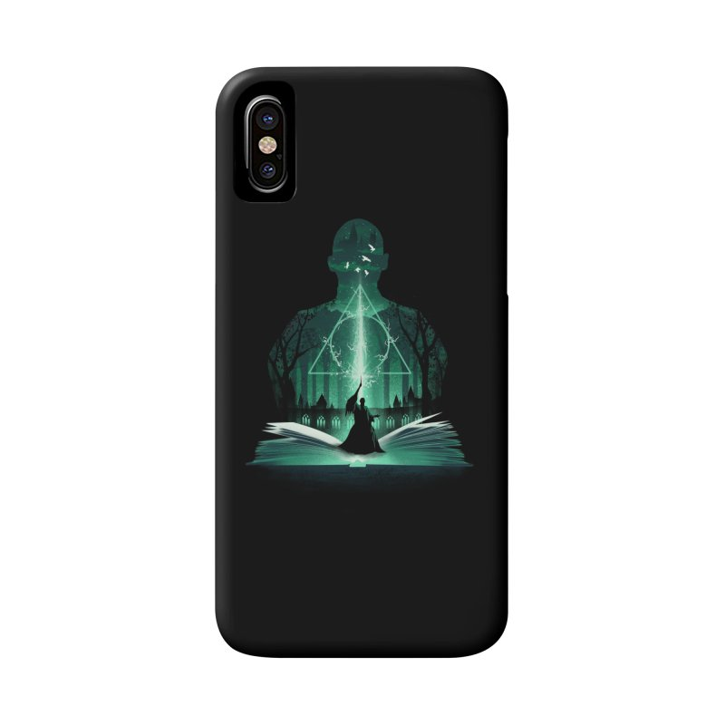The 7th Book of Magic Accessories Phone Case by dandingeroz's Artist Shop