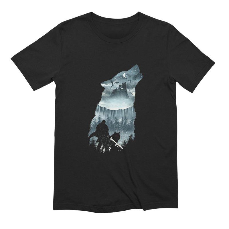 Winter Has Come Men's T-Shirt by dandingeroz's Artist Shop