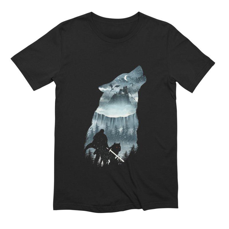 Winter Has Come Men's Extra Soft T-Shirt by dandingeroz's Artist Shop