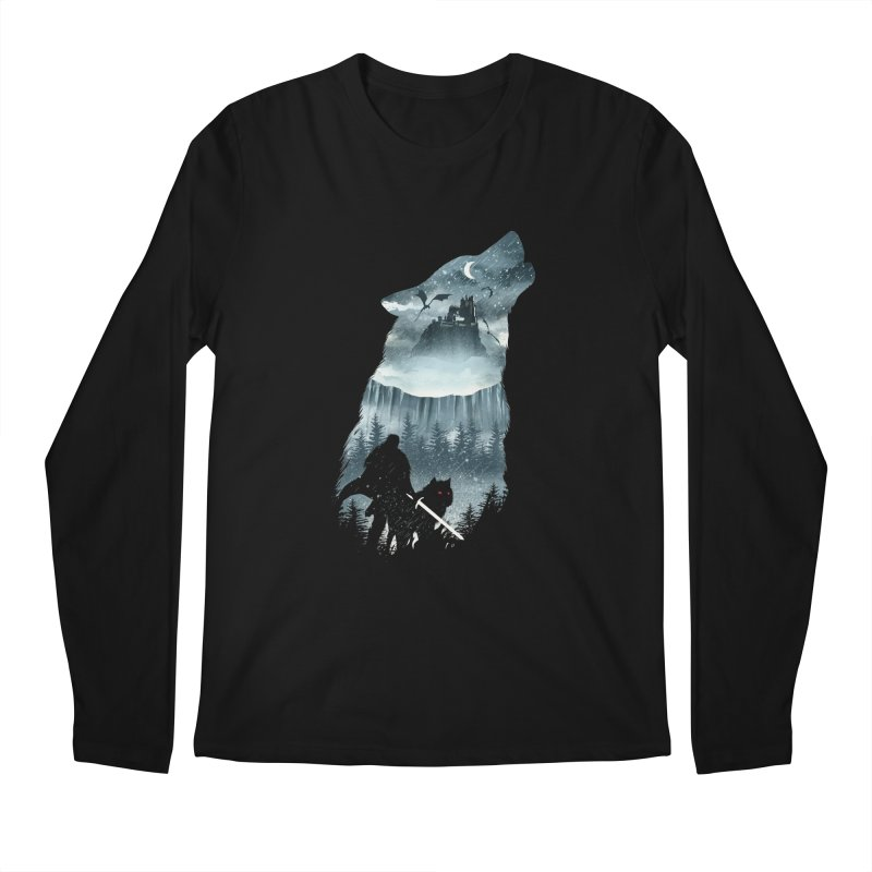 Winter Has Come Men's Longsleeve T-Shirt by dandingeroz's Artist Shop