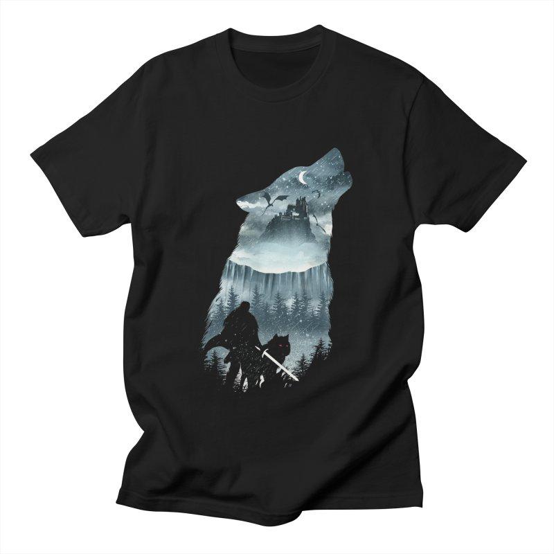 Winter Has Come Women's Regular Unisex T-Shirt by dandingeroz's Artist Shop
