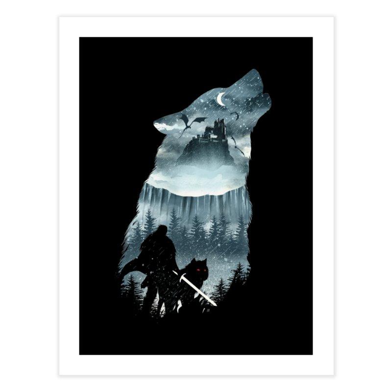 Winter Has Come Home Fine Art Print by dandingeroz's Artist Shop