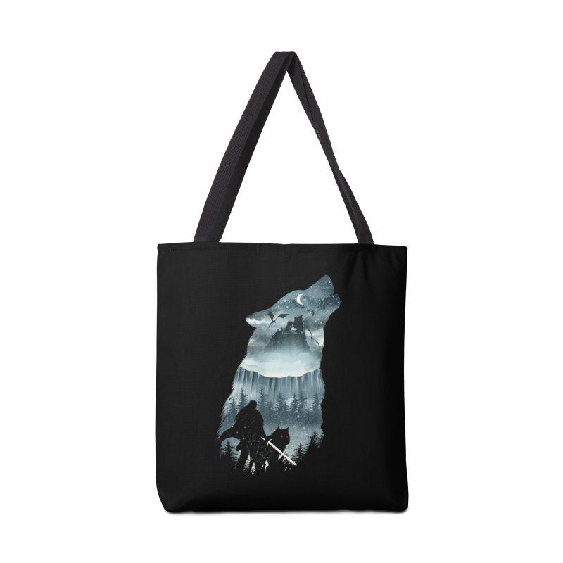 Winter Has Come Accessories Bag by dandingeroz's Artist Shop